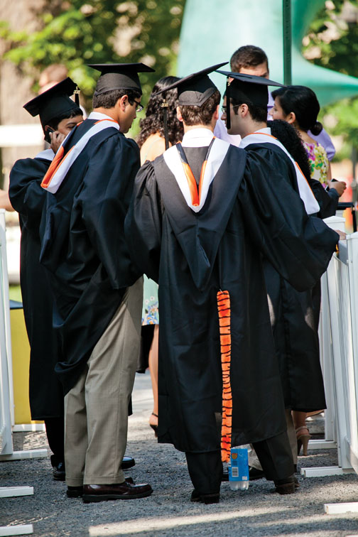 A guide to Commencement | Princeton Alumni Weekly