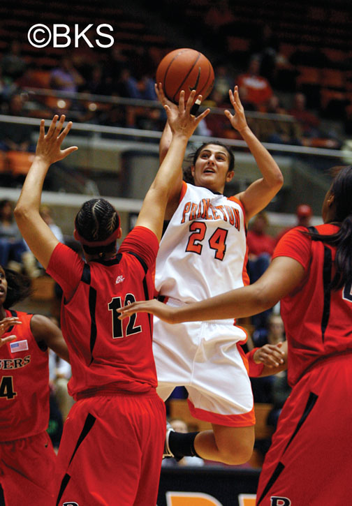 Women's basketball dominates in 13–2 start | Princeton ...