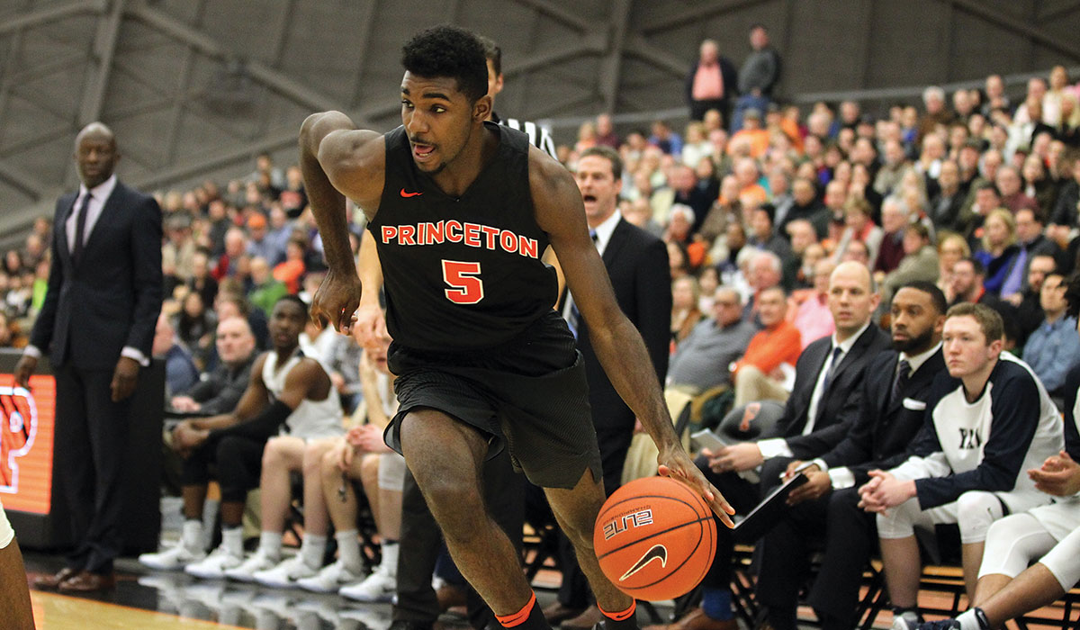 basketball: the path to the palestra | princeton alumni weekly