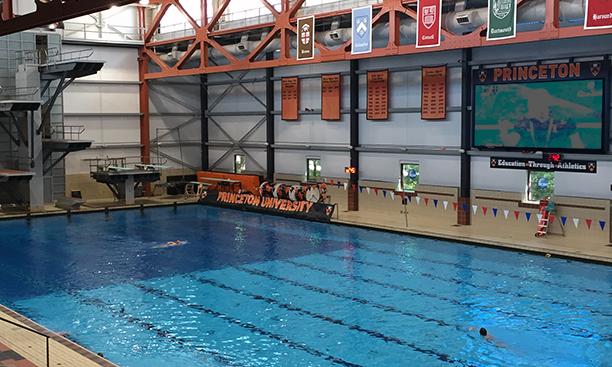 Update Princeton Men S Swimming And Diving Season Canceled Princeton Alumni Weekly