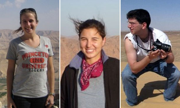 Alumni Foster Fellowships for College Grads to Live, Work in the Middle East and North Africa