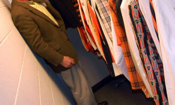 Alumni News Inside Princetonu0027s Closet Of Stripes, Patterns, And Plaids
