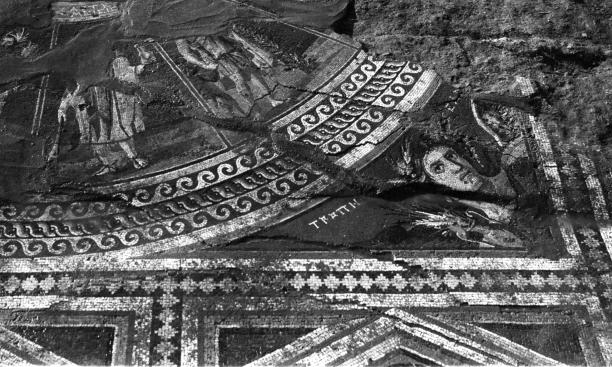 Mosaics in Antoich featured skillful artistry and elaborate geometric patterns, providing a glimpse of Roman art from the period.