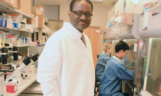 Gary Gibbons '78 became director of the National Heart, Lung, and Blood Institute in August.