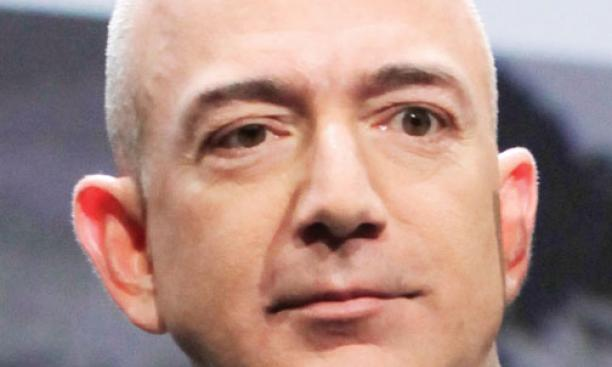 Jeff Bezos '86