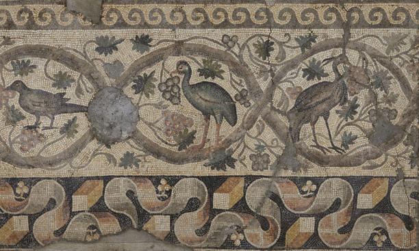 In March 1932, Princeton archaeologists began a dig in Antioch, Syria, that would turn up some 300 ancient Roman floor mosaics, some of which now reside in the Princeton University Art Museum and McCormick Hall.