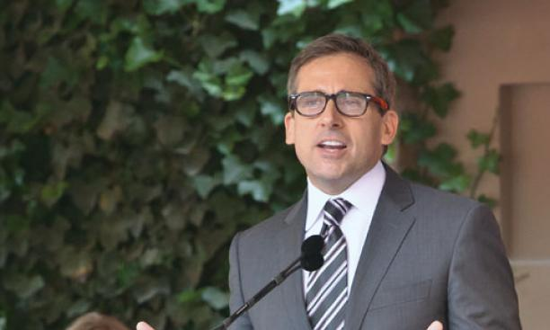 "Actor Steve Carell:  Class Day speaker, film actor, and star of ­television's The Office:   ""When I was in college, if we didn't know something, we didn't Google it. We just made an educated guess. Or we made it up. We pretended that we knew, and"