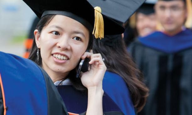 Ph.D. recipient Carole-Jean Wu shares her view of events.