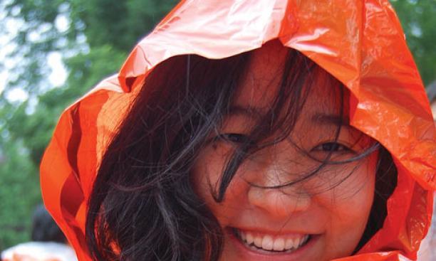 Rainy Class Day