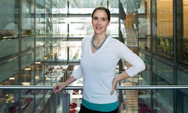 Dorothea Fiedler, chemistry