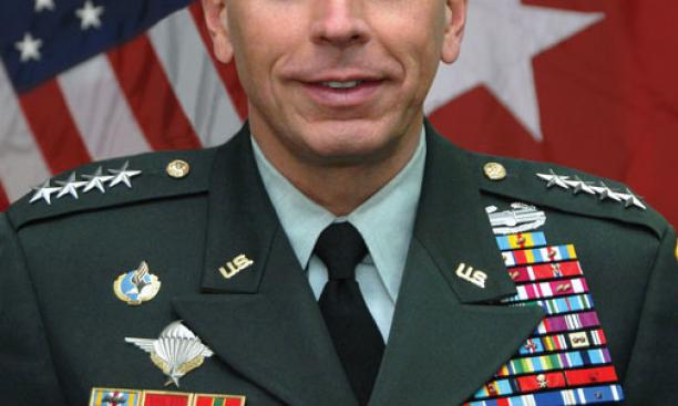 Gen. David H. Petraeus *87