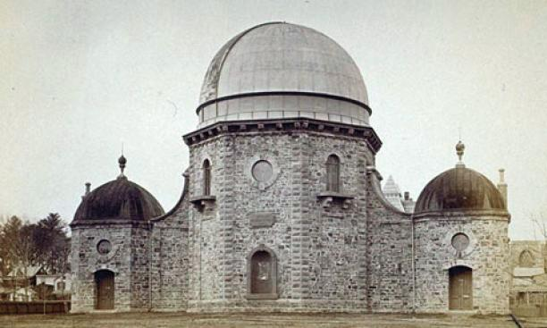 Halsted Observatory