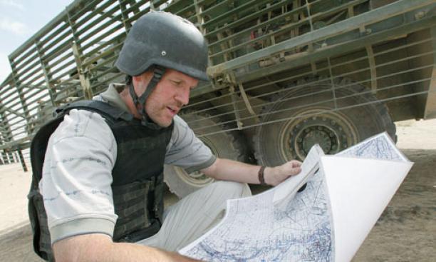 James Glanz *91: Iraq, 2005