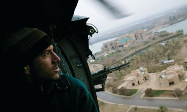 Phil Zabriskie '94: Tikrit, Iraq, 2003