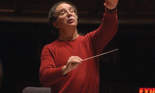 Michael Pratt, University Orchestra conductor
