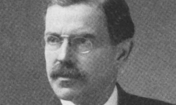John Grier Hibben 1882 broke with Woodrow Wilson but succeeded him as Princeton president.