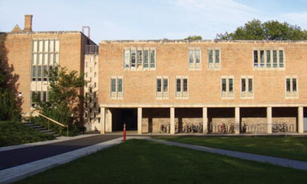 Dodge-Osborn Hall is one of two Wilson College dormitories designated as substance-free.