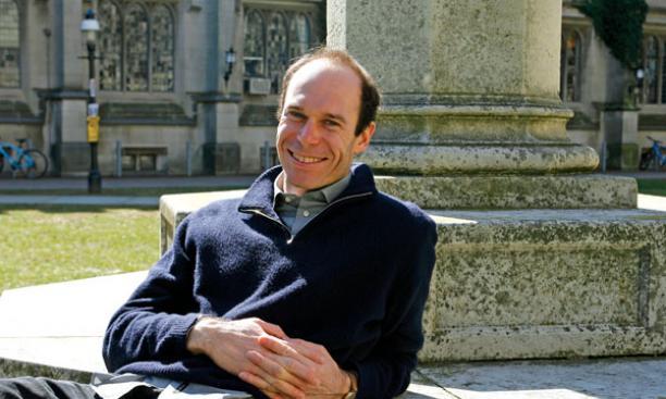 Nicholas Dawidoff