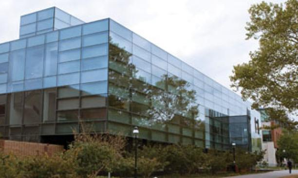 Sherrerd Hall, home of Operations Research and Financial Engineering.