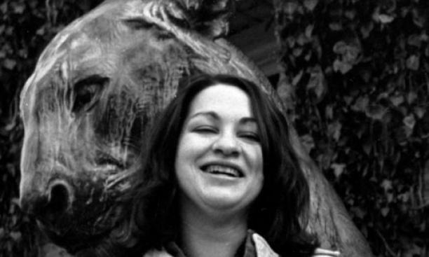 A senior-year photo of Sonia Sotomayor '76.