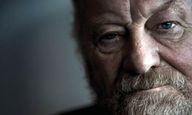 Kurt Westergaard, whose cartoon sparked anti-Danish riots in 2005.