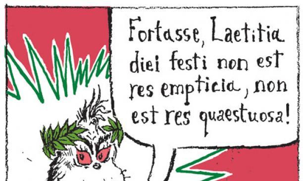 illustration daniel baxter illustration reference quomodo invidiosulus nomine grinchus christi natalem abrogaverit how the grinch stole christmas in - How The Grinch Stole Christmas Pdf