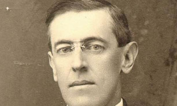 Woodrow Wilson 1879