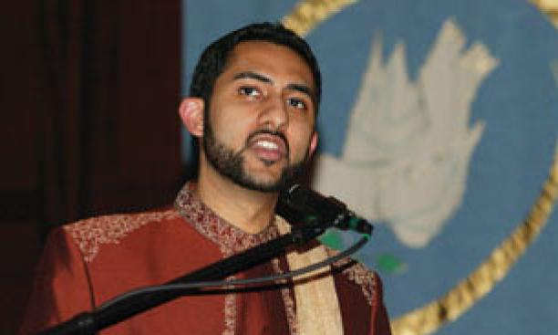 Coordinator of Hindu Life Vineet Chander