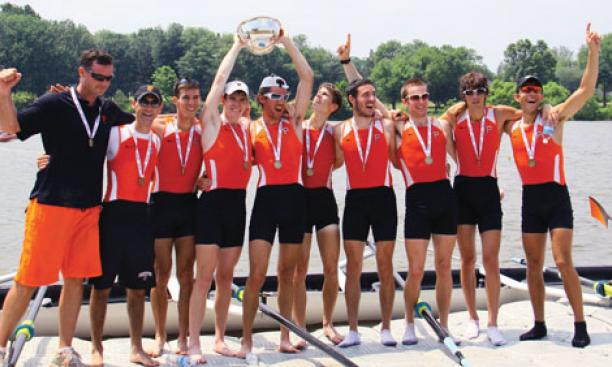 The Princeton men's lightweights won back-to-back national titles for the first time since 1988-89.