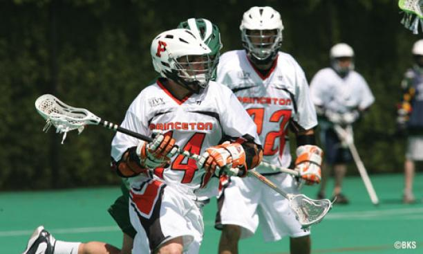 Jack McBride '11 led Princeton with 35 goals in 2010.