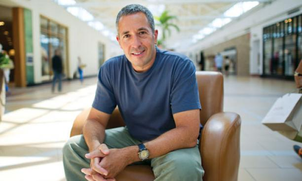Professor Eldar Shafir studies how scarcity leads to bad financial decisions, making poverty even harder to escape. He conducted some of his research in a shopping mall.