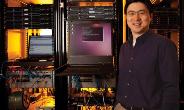 To improve wireless networks, Professor Mung Chiang develops time-dependent pricing algorithms that discourage use during high-traffic periods.
