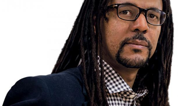 """Sag Harbor, zombies, and poker — that's a weird streak, even for me."" —Colson Whitehead"