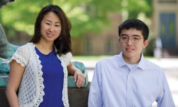 Linda Zhong '15 and Evan Kratzer '16 are leading the Asian American ­Students Association's latest call for the University to create an ­Asian-American studies program.