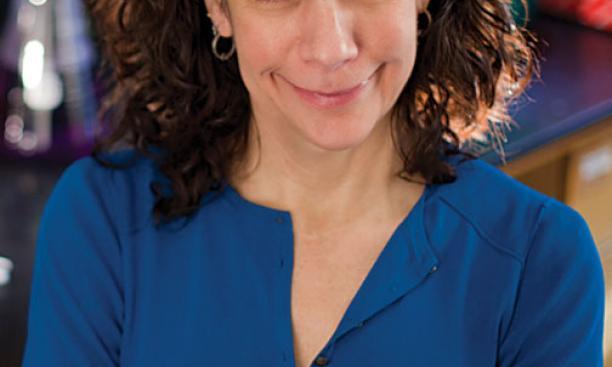 Professor Bonnie Bassler
