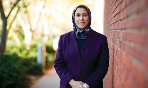 Associate professor Amaney  A. Jamal says some Arabs fear that embracing democracy could jeopardize U.S. aid.