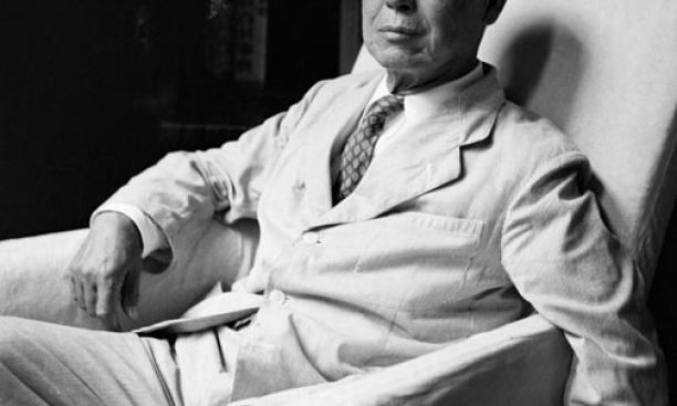 Syngman Rhee 1910 in a 1950 photo.
