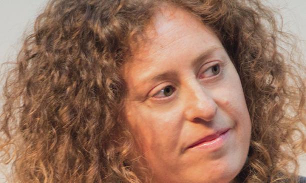 CDC epidemiologist Rebecca Levine '01