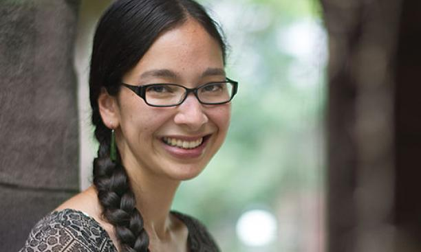 Assistant professor Beth Lew-Williams will teach a spring course on Asian American history.