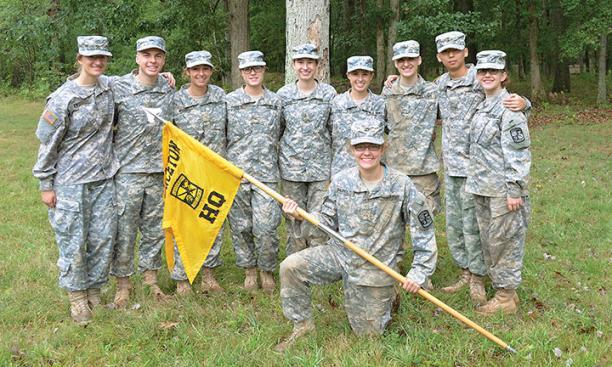 rotc army