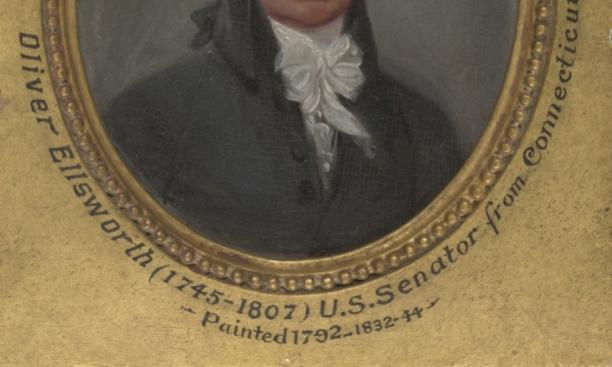 Oliver Ellsworth 1766: unlisted number.