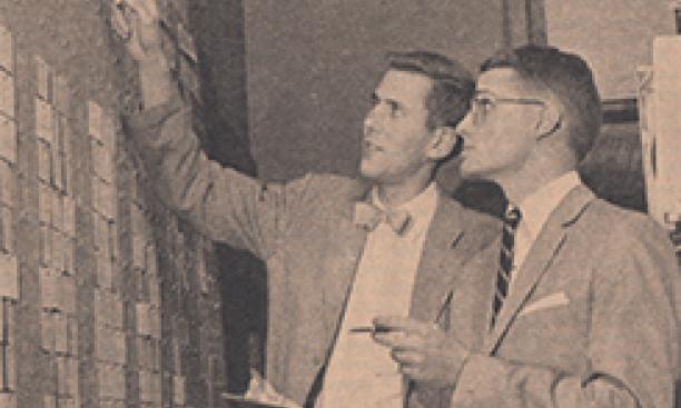 Paul Dunn '58 and Dick Morgan '58: The Spirit of Hour 76