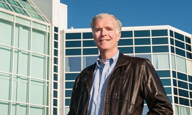 Don Boroson '73 *77 and colleagues designed technology for faster space communications.