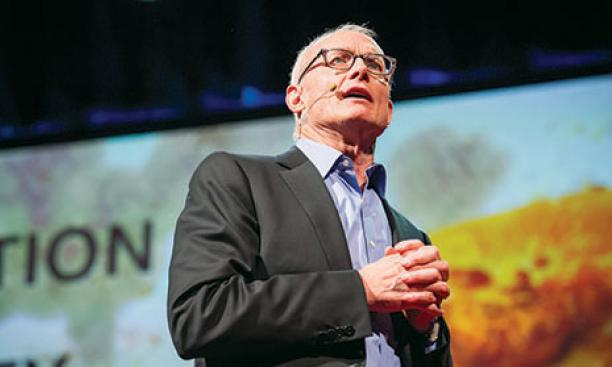 Michael Porter '69 is chief architect of the Social Progress Index.
