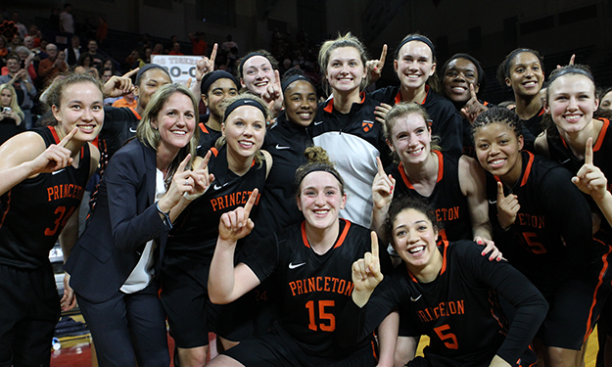 The 30-0 Tigers will find out their next opponent tonight when the NCAA reveals the 2015 tournament bracket. (Beverly Schaefer)