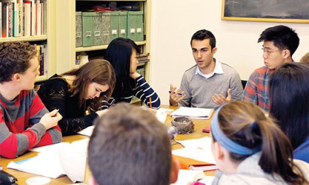 The goal of Princeton's grading policy is to provide students with meaningful feedback on their performance in courses and independent work.