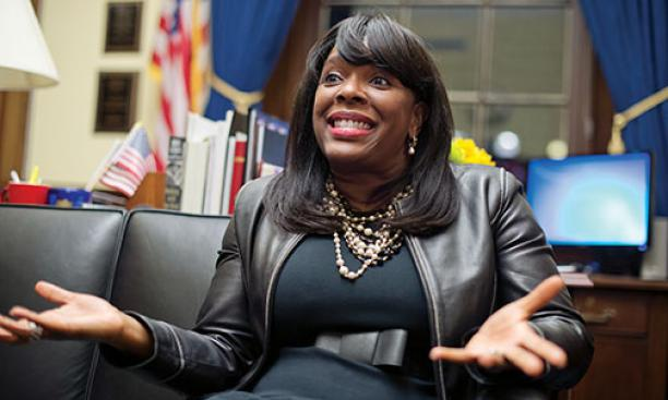 """I think it's important that we never forget what took place in Selma."" — Terri Sewell '86"