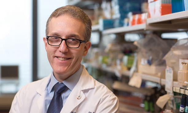 Jedd Wolchok '87 is a leader in the immunotherapy field.