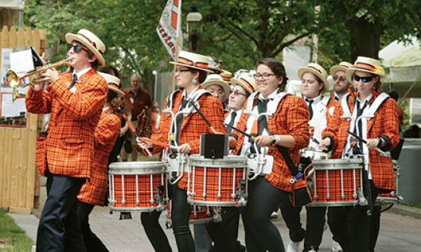 The Princeton University Band