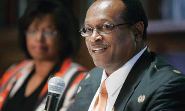 "Charles ""Steve"" Dawson '70 was among the early African-American students at Princeton. At Reunions, he and others participated in an oral-history project, Blacks in the Ivy League."